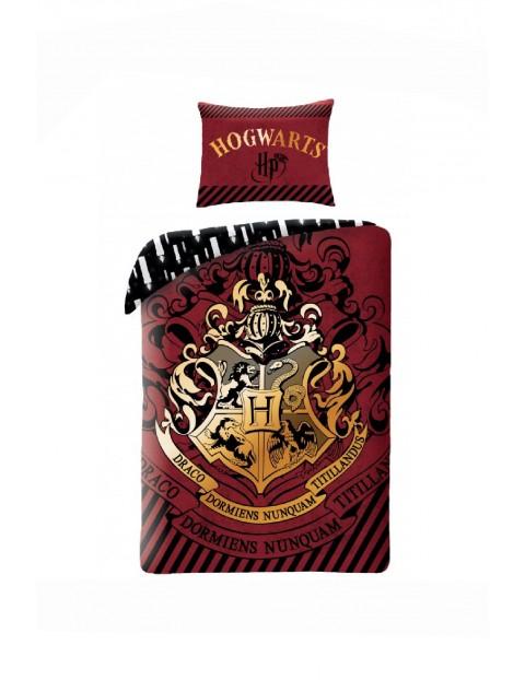 Pościel bawełniana Harry Potter 140x200cm