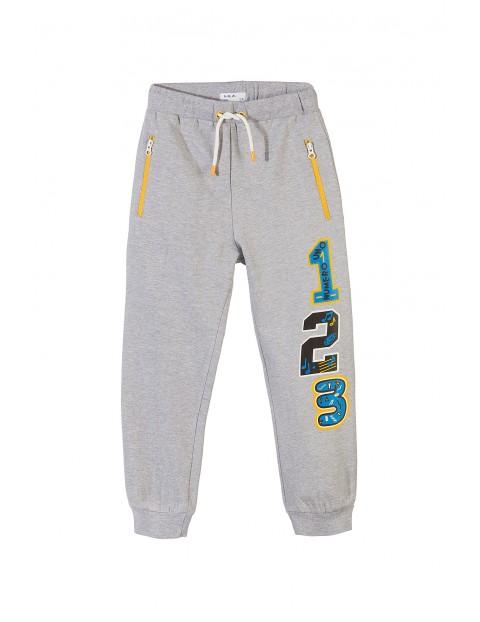 Spodnie dresowe chłopięce 1M3202