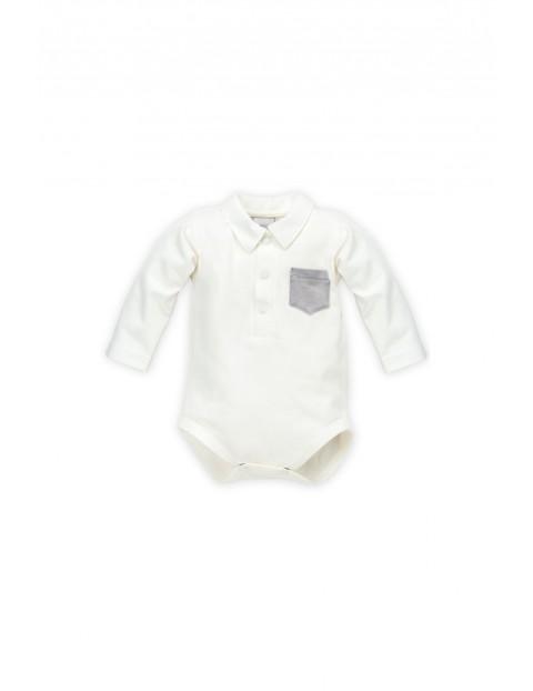 Body dzianinowe dla niemowlaka 5T35CC