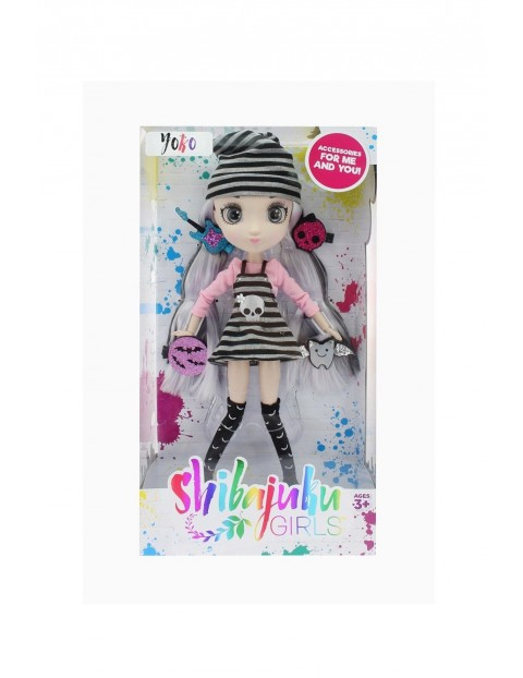 Shibajuku Girls - lalka Yoko 3Y34GU