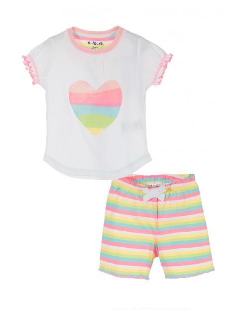Pidżama dziewczęca 3W3210