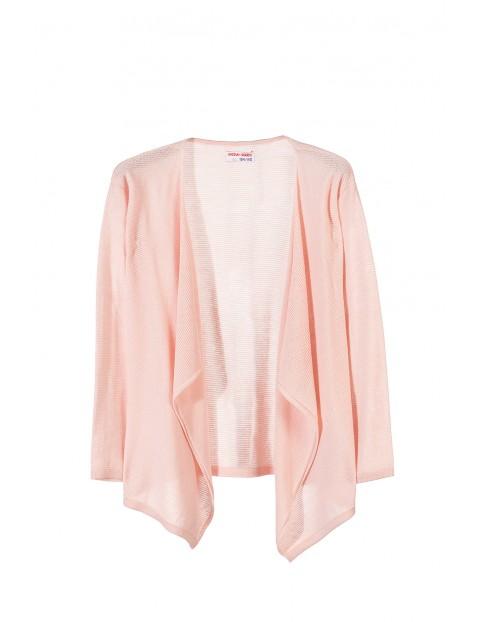 Sweter dla dziewczynki 4C3402