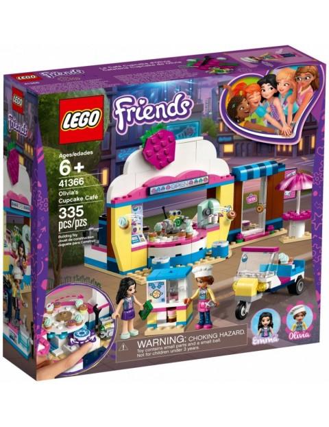 Klocki Lego Friends Cukiernia z babeczkami Olivii
