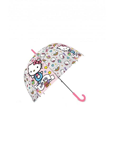 Parasolka automatyczna dla dzieci Hello Kitty