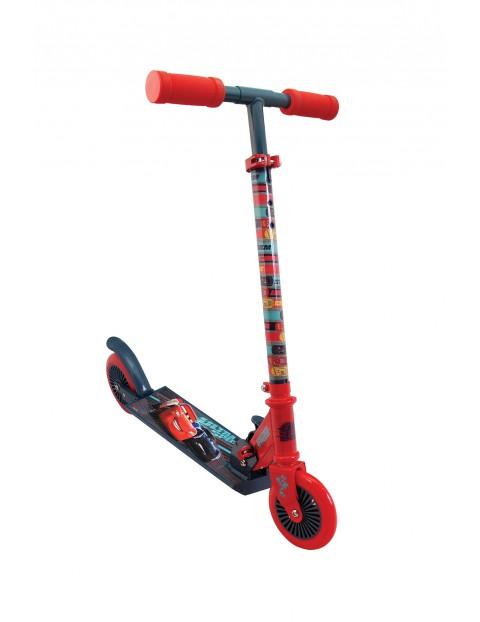 Hulajnoga 2-kołowa dla dziecka Auta