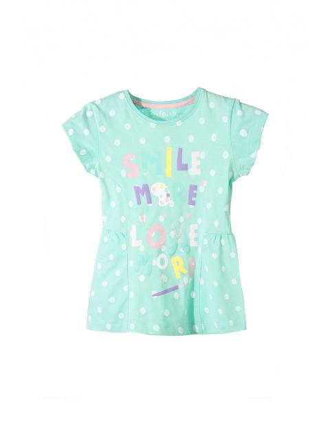 T-shirt dla dziewczynki 3I3507