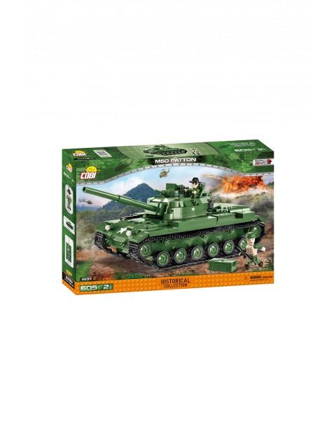 Klocki COBI Czołg M60 Patton 607el