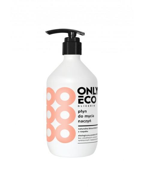 Płyn do mycia naczyń z pompką OnlyBio