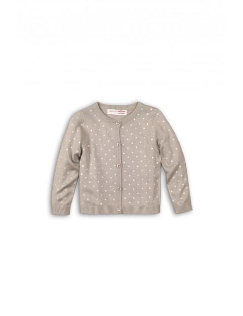Sweter dziewczęcy 3C35AK