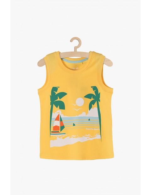 Koszulka na lato dla chłopca