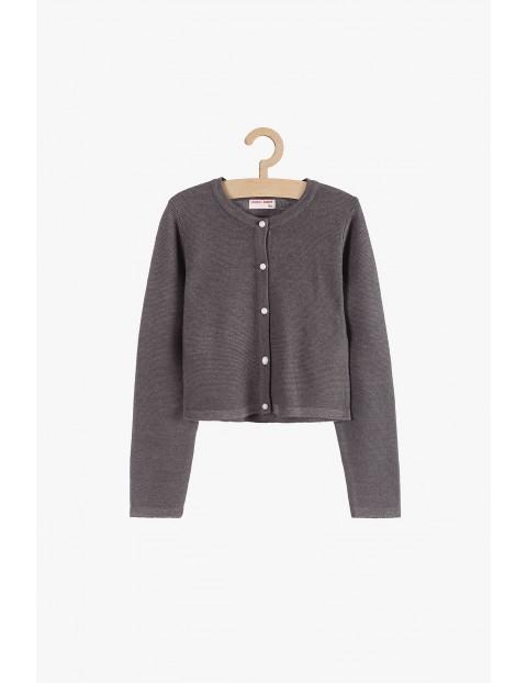 Sweterek dziewczęcy- bolerko