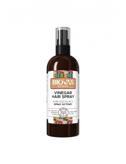 Biovax Botanic Nabłyszczający spray do włosów  z octem jabłkowym 250ml