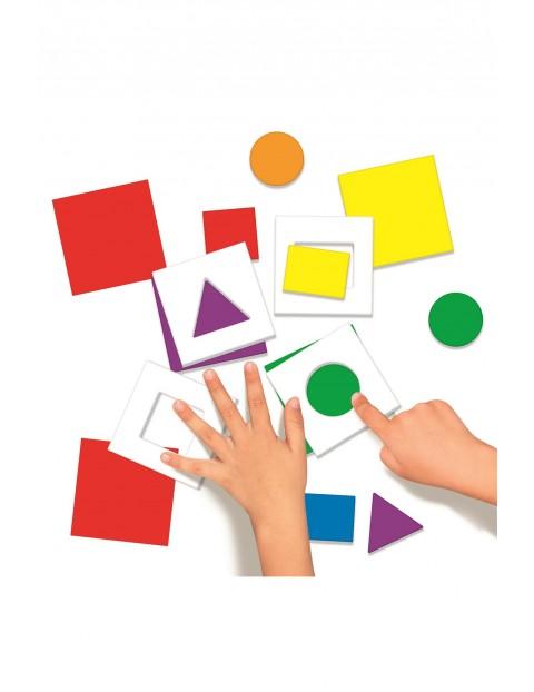 Gra dziecięca - Montessori kształty i kolory