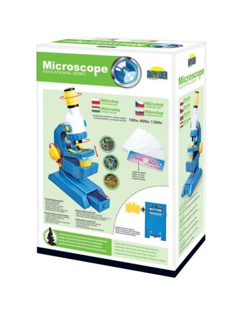 DROMADER Mikrospok 100, 400, 1200 x II