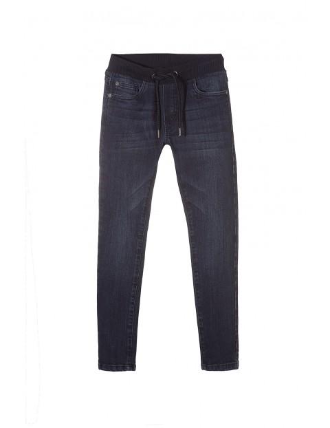 Spodnie chłopięce jeansowe 2L3504