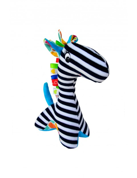 Przytyulanka grzechotka Żyrafa