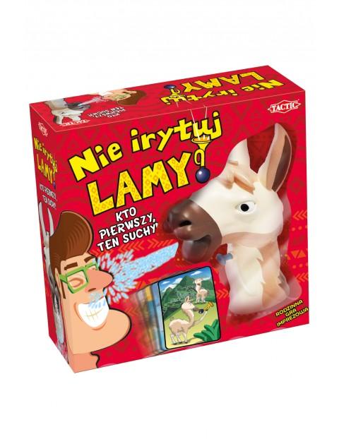 """Gra planszowa """"Nie irytuj Lamy!"""" 6+"""
