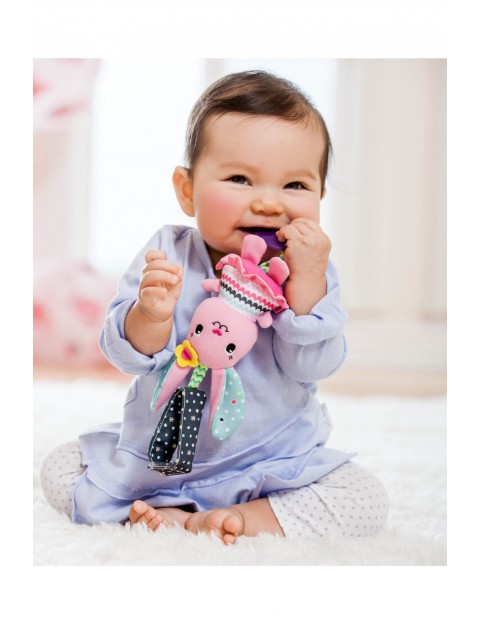 Grzechotka z gryzakiem Infantino
