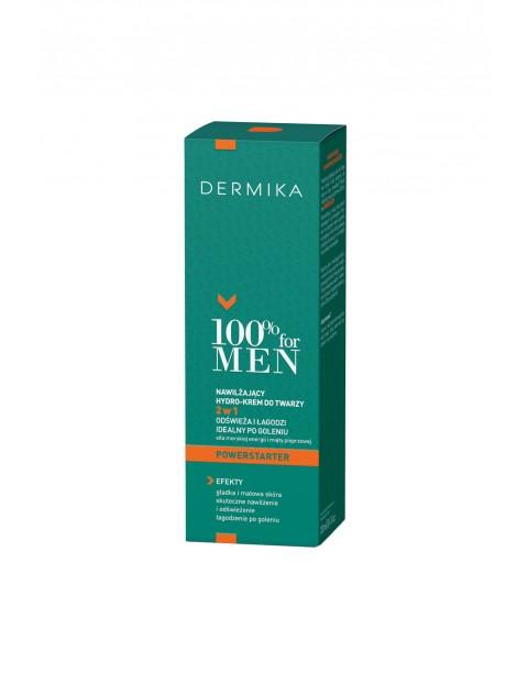 DERMIKA For Men krem-żel po goleniu - 100 ml
