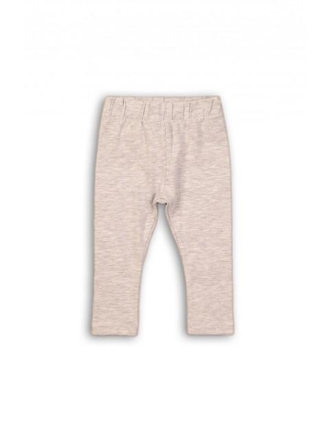 Spodnie dresowe dla dziewczynki 3M35BS