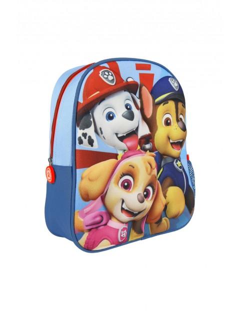 Plecak dla przedszkolaka 3D Psi Patrol