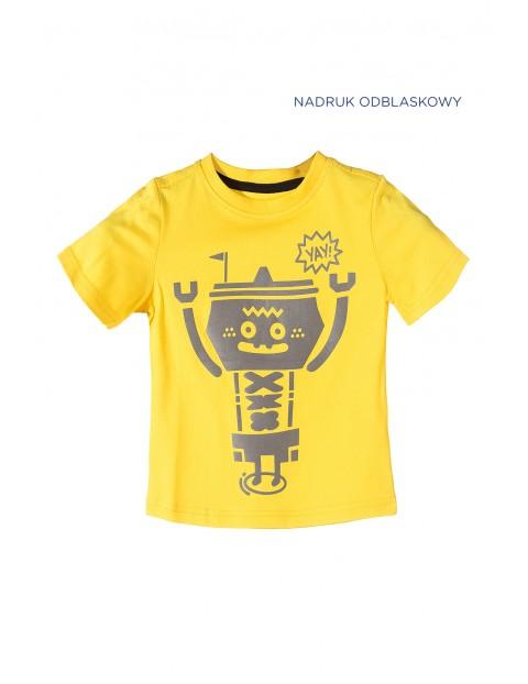 T-shirt chłopięcy 1I3469