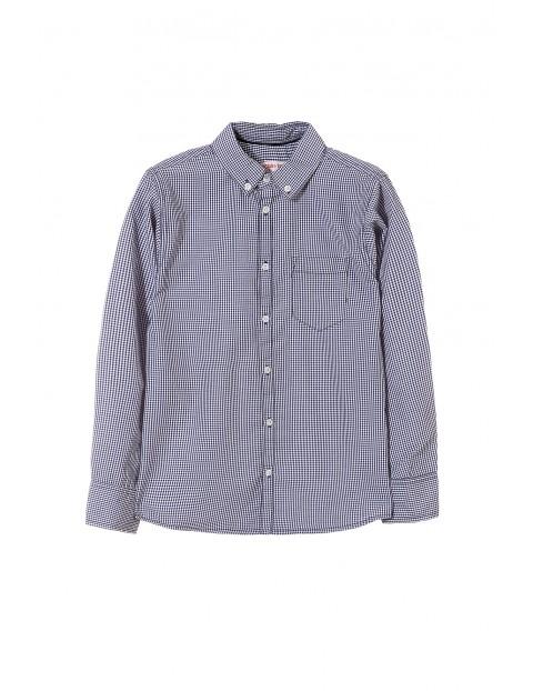 Koszula chłopięca w kratę 2J3518