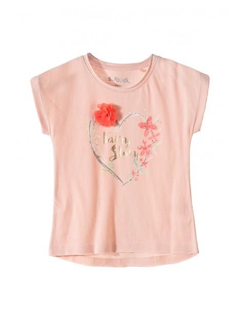 T-shirt dziewczęcy 3I3311