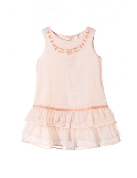 Sukienka dziewczęca 3K3215