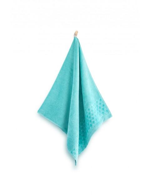 Ręcznik antybakteryjny Oscar z bawełny egipskiej patyna 30x50cm