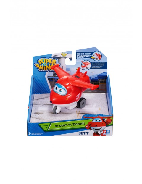 Super Wings pojazd Jett