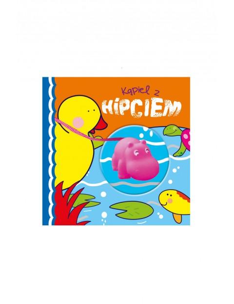 Książeczka Kąpiel z hipciem