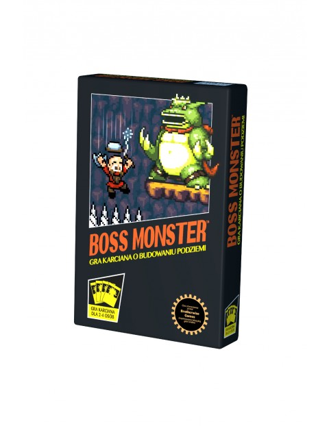 Gra Boss Monster Trefl 2Y35D1