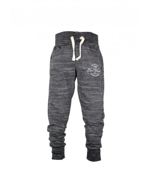 Spodnie dresowe dziewczęce 3M33AW