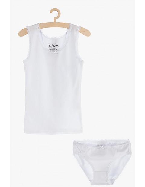 Bielizny dziewczęca- podkoszulka i majtki