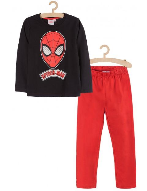 Piżama chłopięca bawełniana Spiderman
