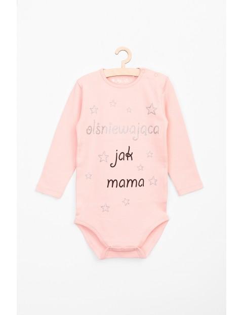 Body niemowlęce- Olśniewająca jak mama
