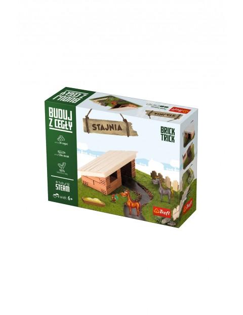 Klocki ceramiczne Brick Trick- Stajnia Trefl