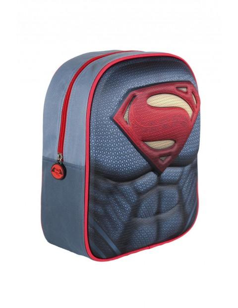 Plecak dla chłopca Superman 3D