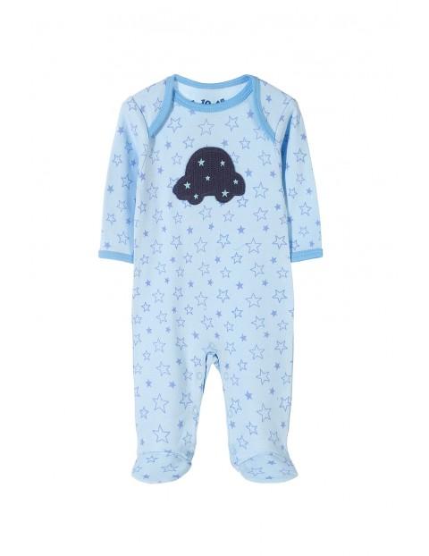 Śpiochy bawełniane niemowlęce     5W3221
