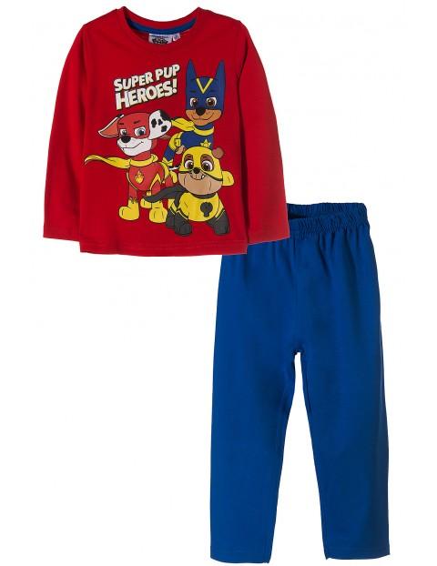 Pidżama chłopięca Psi Patrol 1W35AC