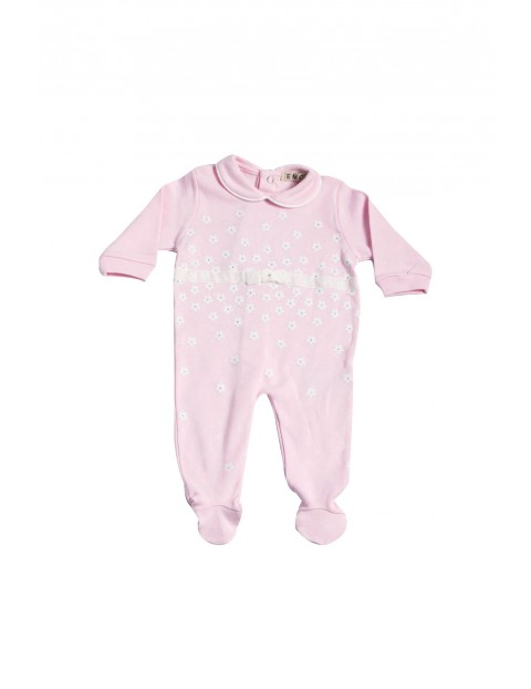 Pajac niemowlęcy 100% bawełna 5R35AL