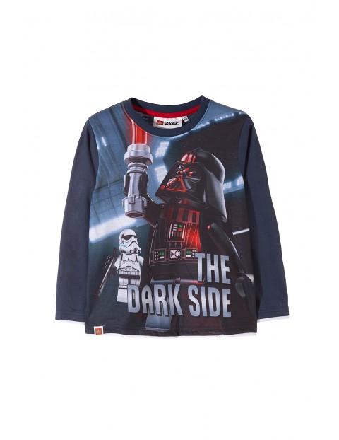 Bluzka chłopięca Lego Star Wars 1H33AK