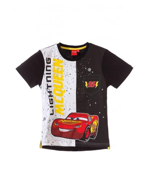T-shirt chłopięcy Auta 1I34CZ