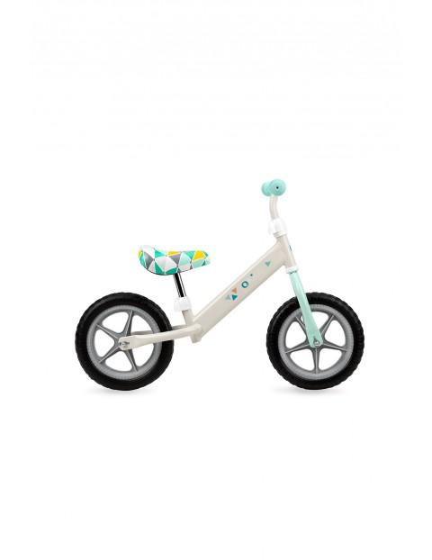QKIDS FLEET rowerek biegowy - szary