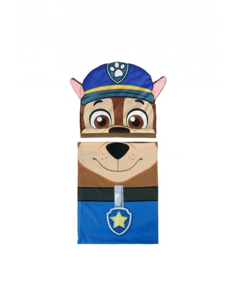 Komplet czapka+komin Psi Patrol 1X35BE