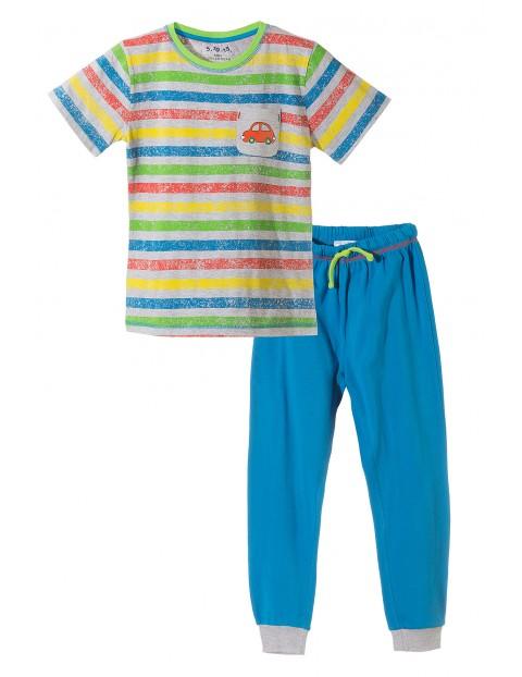 Pidżama chłopięca 1W3210