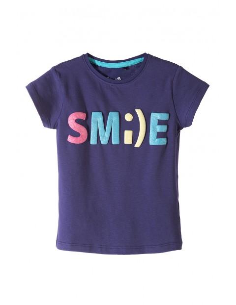 T-shirt dziewczęcy 3I3310