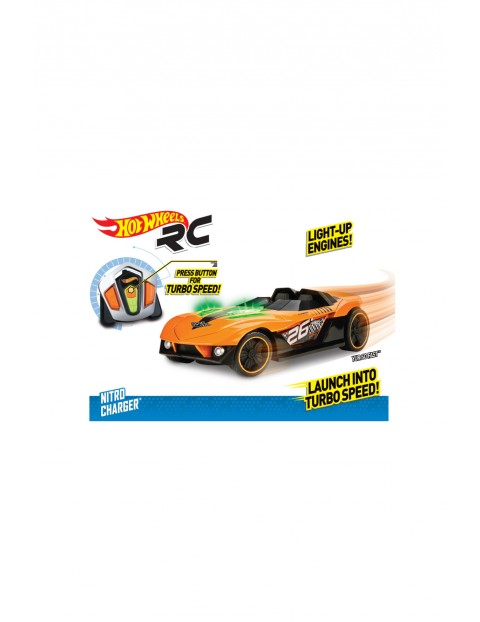 Hot Wheels- NITRO CHARGER