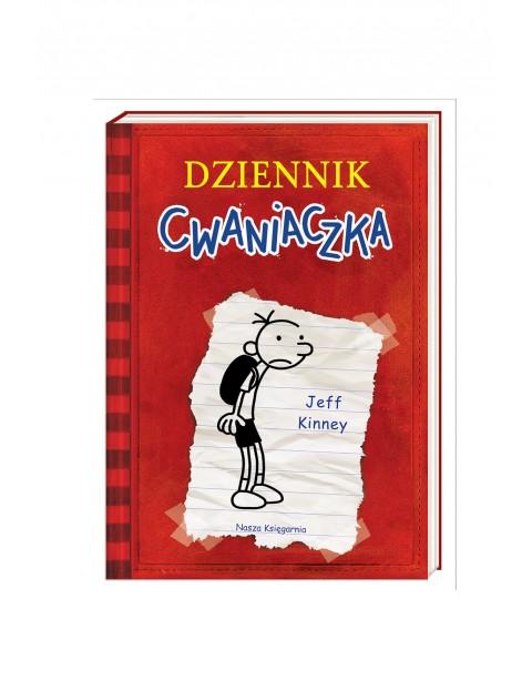 """Książka """"Dziennik cwaniaczka"""""""